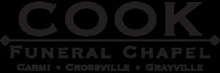 Cook Funeral Chapel Carmi Logo